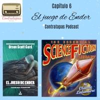 Contratapas Podcast T1.C6. Ciencia Ficción · El juego de Ender